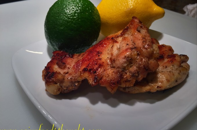 Grilled Tuscan Chicken recipe